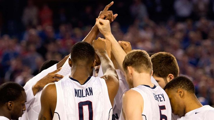 Love!!..picked them in my bracket to win it all..not psychic just a REAL fan..UConn Men's Basketball National Championship Run