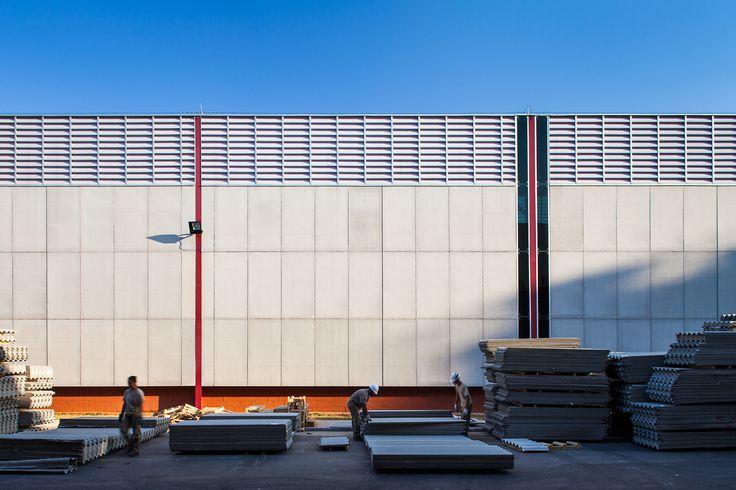 Galeria de Brasilit Saint-Gobain Seropédica / NPC Grupo Arquitetura - 17