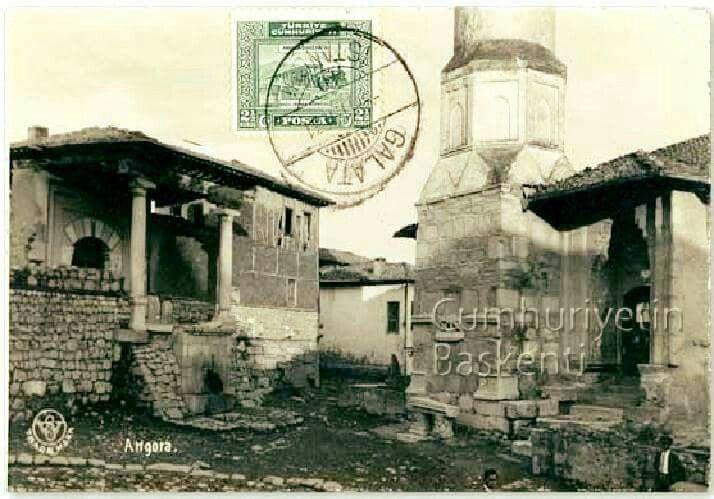 Aslanhane Camii Ankara