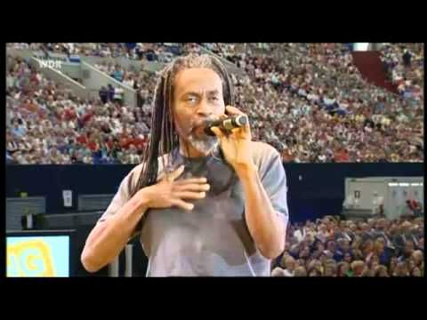 Sing! Day of song - Bobby McFerrin - Improvisation  OMG what this man can do with his voice.  It is nothing short of miraculous.