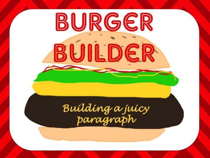hamburger essay powerpoint The hamburger writing model you will write a persuasive 5 paragraph essay about a person you look up to who is your role model it can be someone you know, someone.