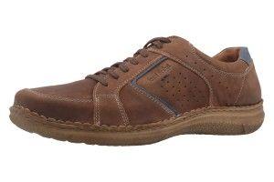 JOSEF SEIBEL - Herren Halbschuhe - Anvers 59 - Braun Schuhe in Übergrößen