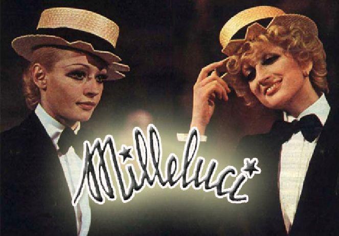 MILLELUCI - Trasmissione RAI (1974) Mina e Raffaella Carrà