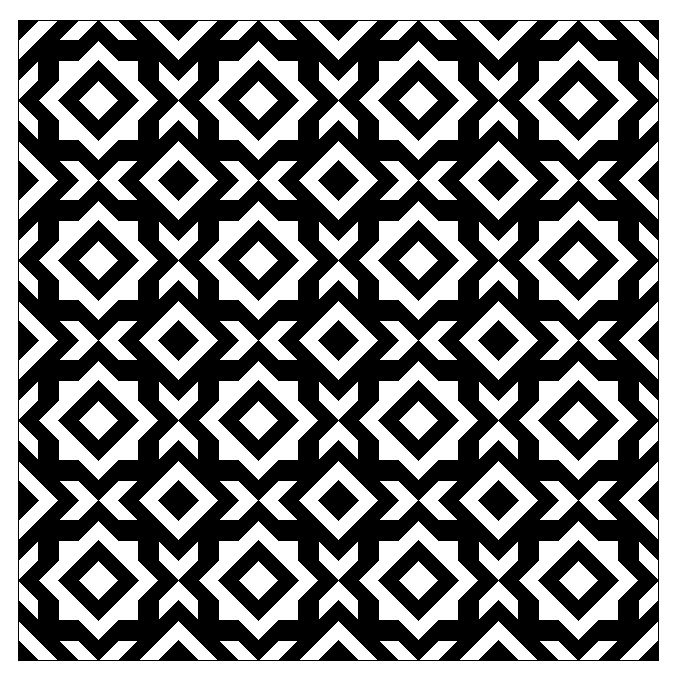 A collection of geometric compositions for design, textiles, interiors or illustrations