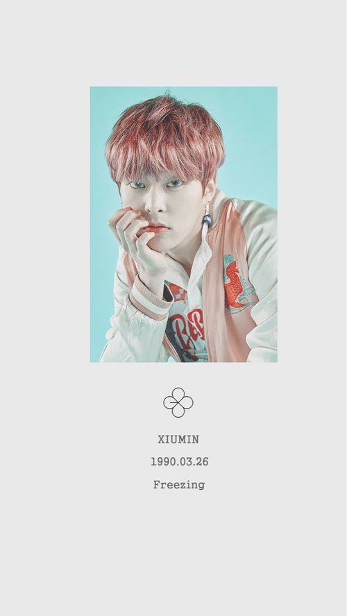 Lucky One 시우민 / XiuMin - 김민석 / Kim MinSeok EXO | Baekhyun | Chanyeol | Chen | D.O | Kai | Sehun | Lay | Suho | Luhan | Kris | Tao