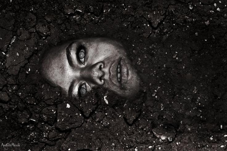 Adrienne Beacco Photography Buried Alive Horror