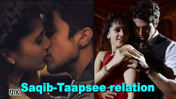 Saqib Saleem on his relation with Taapsee Pannu