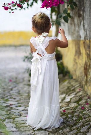 63 best Ring Bearer Flower Girls images on Pinterest Flower