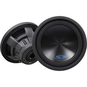 Polk Audio 12 Dual Voice Coil Loaded Subwoofer Enclosure-1