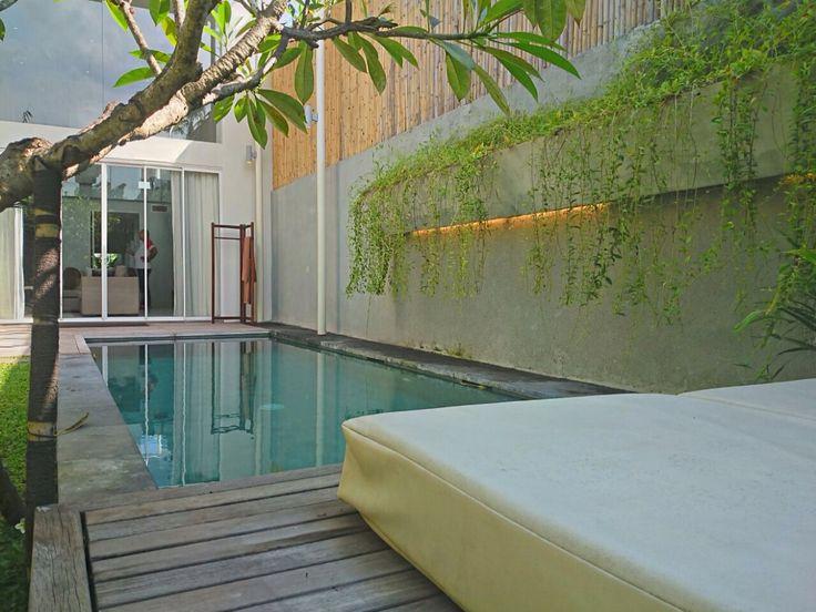 The pool, 1 Bedroom Loft Villa