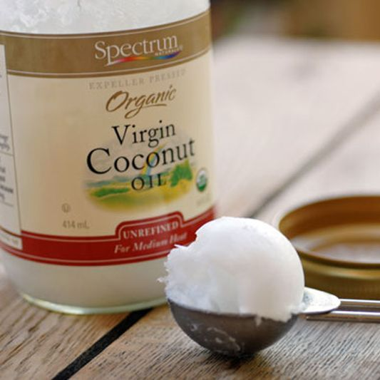 If you don't already have it, you need to get some coconut oil. It's a one product solution to major skin and hair problems. Whether its dry skin or dull hair, just apply some coconut oil