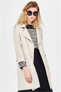 BATTLE OF THE TRENCH COAT-shop by style-Lynn Woods Online Store