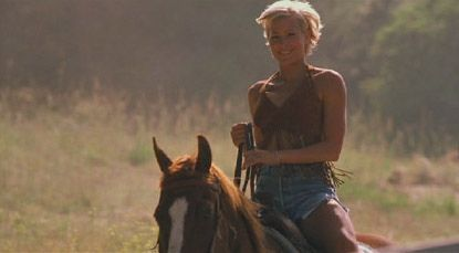 brandy from joe dirt haircut | Joe Dirt (US - DVD R1)