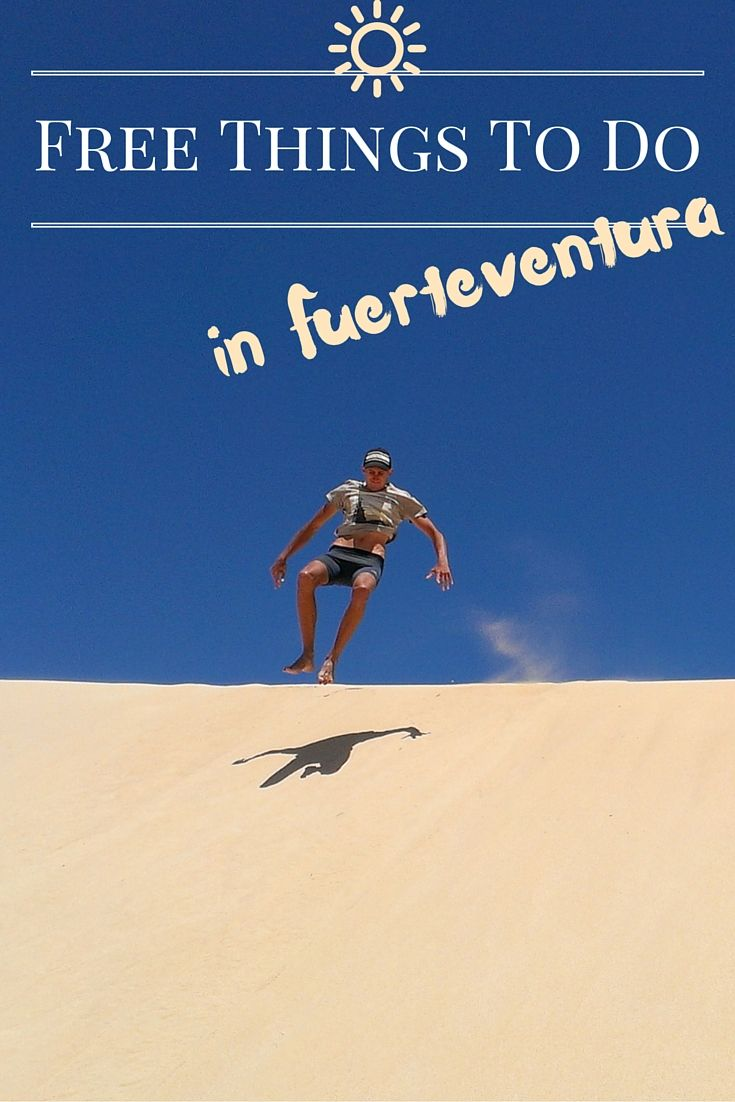 Fuerteventura is a very special place, and we love it. It is our deserted paradise. After 3 months spent in southern part of Fuerteventura, we have compiled a list of interesting and free things to do in Fuerteventura. Read the article to find out!