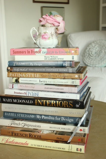 Design Book Recommendations By Amy Chalmers Of Maison Decor