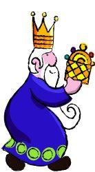 MELCHOR Fue el encargado de entregar el oro.