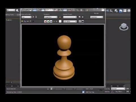 3D Studio MAX: tutorial pedone scacchi (solido di rotazione con Splines profilo e tornio Lathe) - #3DStudioMax #3Ds #EditSpline #MeshSmooth #PedoneScacchi #StrumentoLathe #TornioLathe #TornioLathe #TransformTypeIn #Tutorial #VerticiLineaSpline #VerticiLineaSpline http://wp.me/p7r4xK-ew