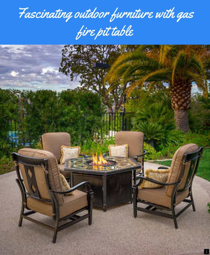 find more information on outdoor furniture with gas fire pit table rh pinterest com