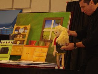 Mrs. Kimbrell's Kindergarten: Bob Parsons--Walk About Puppets!
