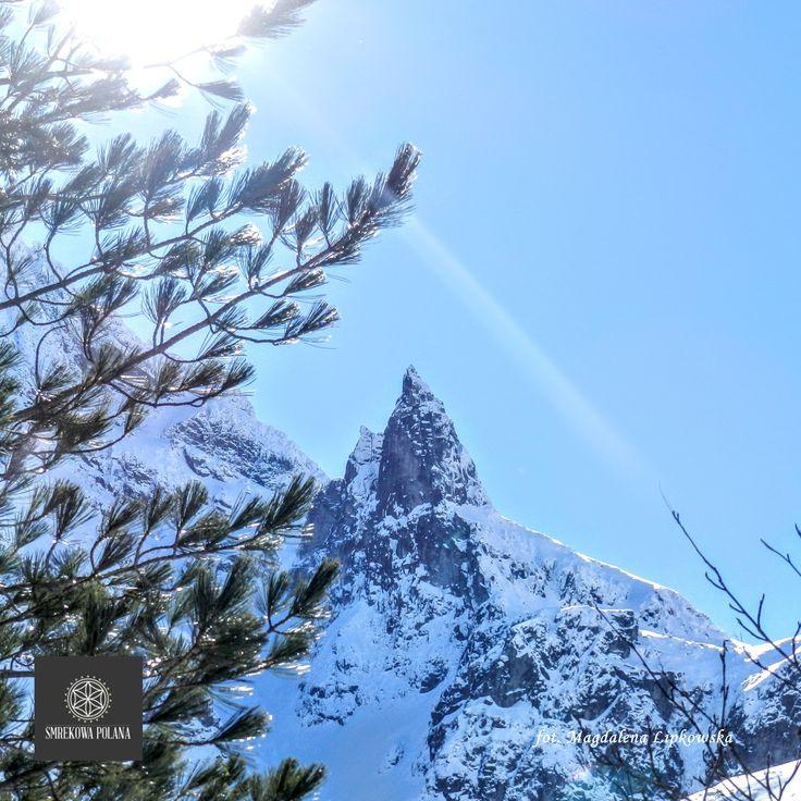 Piękna pogoda i cudowne widoki ;) #tatry