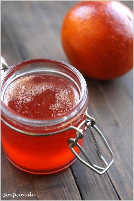 Confiture de pamplemousse rose et orange sanguine | Soupçon de Balsamique Journal culinaire - Bruxelles