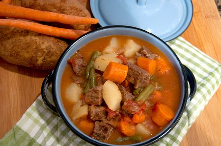 Beef Stew in a Pressure Cooker | Never Enough Thyme