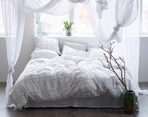 Gardiner, sengesett, dekor, hjemtekstil, pynteputer, tepper m.m - Jotex