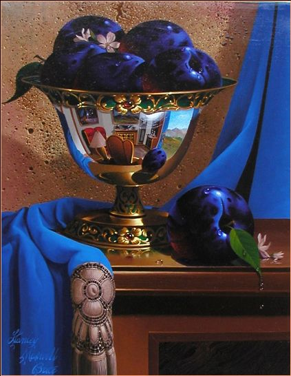 American still-life artist Stanley Maxwell Brice Paintings