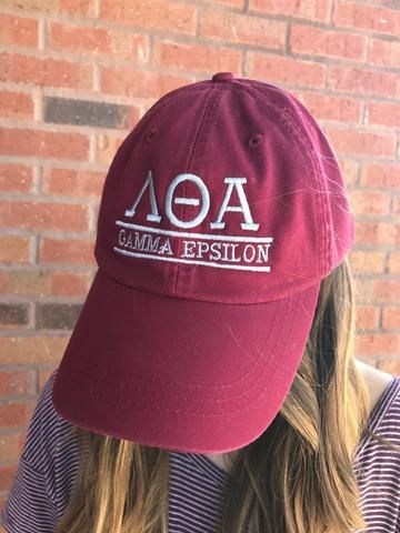Sorority Chapter Hat - Lambda Theta Alpha