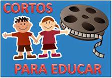 """Cortos con un valor educativo y con algunas """"preguntas ejemplo"""" para inciarte en la Educación en Valores y la Educación Emocional."""