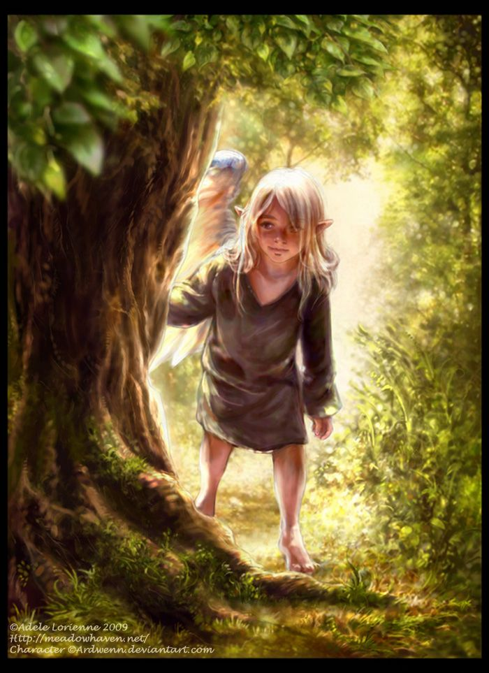 """""""no this way Honey!"""" Bells laughed. Honey  followed her behind the tree. """" You found the troll here?"""" He asked. Her faces full of joy and childness she noded fastly. His eyes lighted up. """"Well let's find him!"""" he yelped. """"A adventure!"""" she squeal He noded in pride. """"A Adventure!"""""""