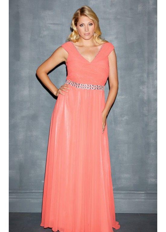161 mejores imágenes de Plus Size Party Dresses en Pinterest ...