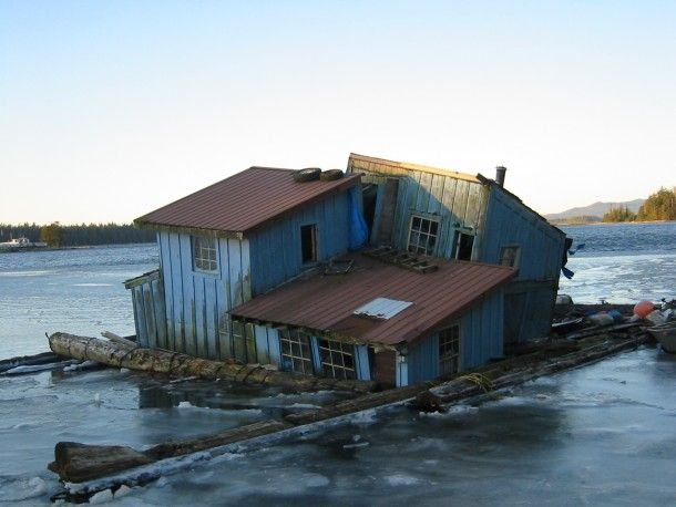 Prince Of Wales Island Float Houses
