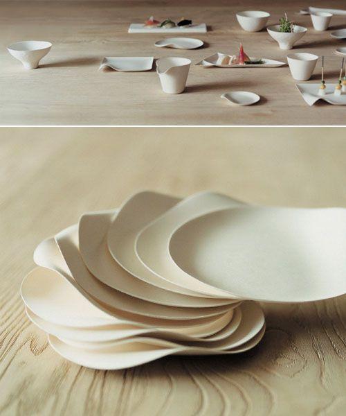 wasara eco tableware