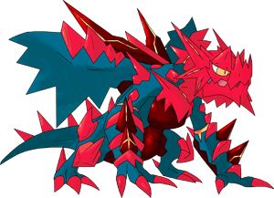 Pokémon Shiny-Mega-Druddigon, Id: 10621, Class: Mega-S - PokemonPets, Free Online Pokémon MMO RPG Browser Game