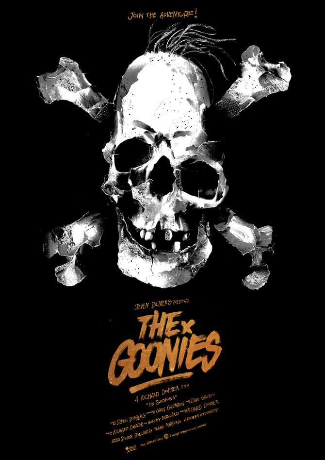 The Goonies by Benny Hennessy