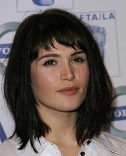 20 Short Medium Hairstyles 2015 | http://www.short-haircut.com/20-short-medium-hairstyles-2015.html
