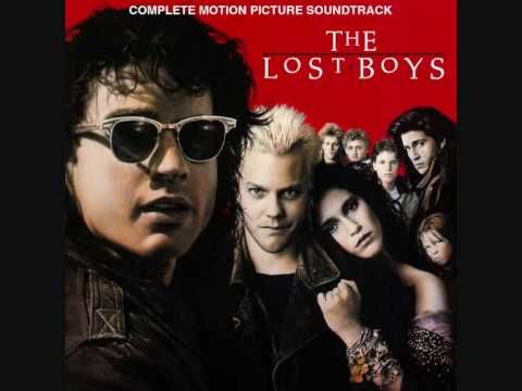 The Lost Boys Soundtrack , People Are Strange - By Echo & The Bunnymen . HOWEVER, it was ORIGINALLY sang by The Doors.  I like both though and I love The Lost Boys..