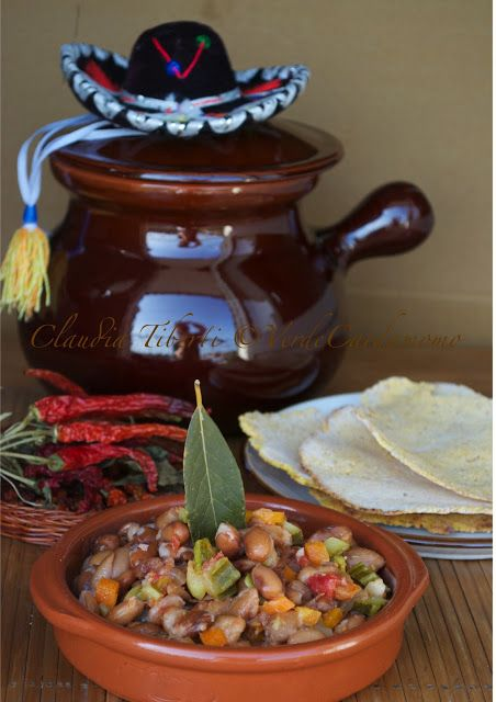 VerdeCardamomo: Chili Vegetariano A modo mio