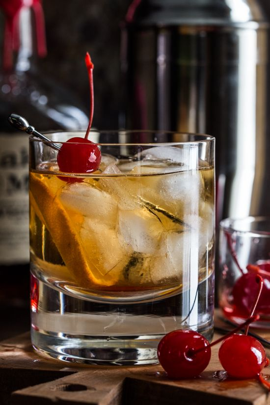 Try this whisky sour recipe with your friends at your next get-together! Be sure to garnish with sweet cherries and an orange wedge to make it extra tasty.