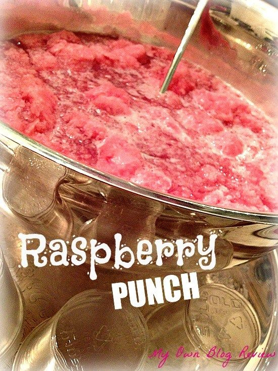 Raspberry Punch                                                                                                                                                                                 More