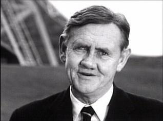 Sir John Gorton Australia's 19th Prime Minister.
