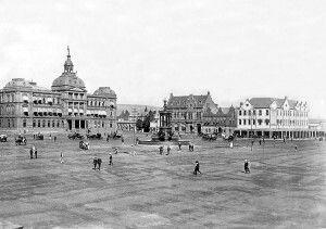 Kerkplein 1900