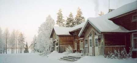 Saija Lodge - accommodation in Finland for unforgettable holidays at the lake Jokijärvi
