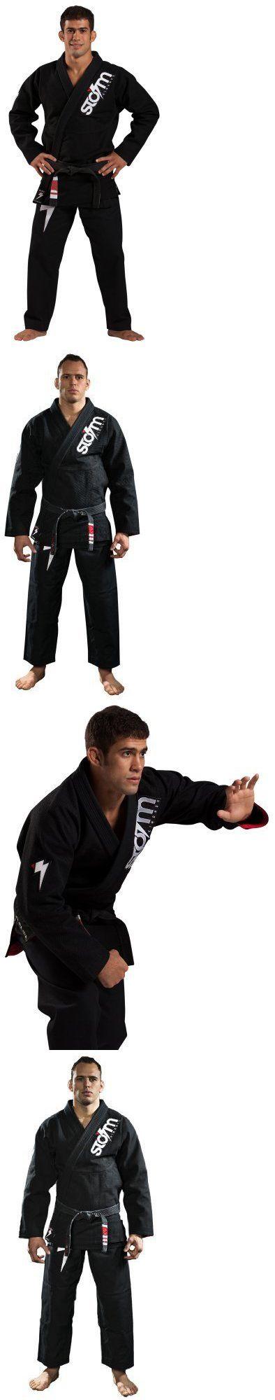 Jackets 179771: Storm Kimonos Trooper Gi Black A3 Mens Martial Arts Uniform Jacket, New -> BUY IT NOW ONLY: $185.91 on eBay!