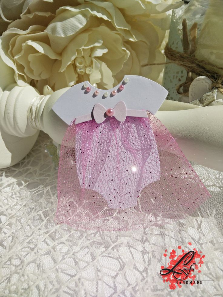 10 Ballerina Tutu Invitations For Birthday, Baby Shower Or Christening  Party By LusyFashionJewelry On Etsy