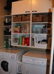 Storage Ideas for Laundry RoomOrganizational Laundry Room, Laundry Ideas, Storage Solutions, Laundry Spaces, Laundry Room Storage, Laundry Rooms, Loundry Room, Storage Ideas, Organazation Ideas