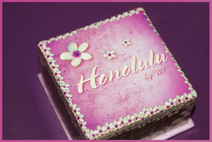 Mela Beauty: Bronzer Honolulu W7 Trends