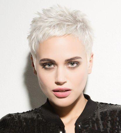 10 superkurze PIXIE-Frisuren sind perfekt für widerspenstige und eigensinnige dicke Haare! - Neue Frisur