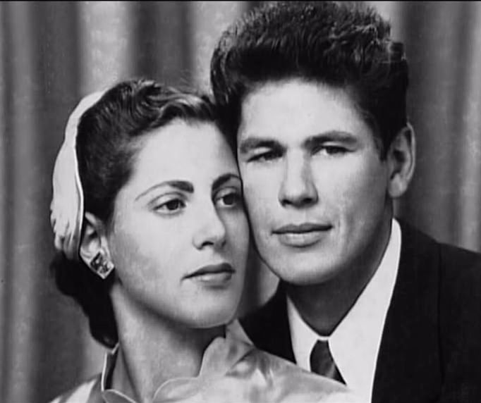 Harriet Tendler (First Wife) with Charles Bronson